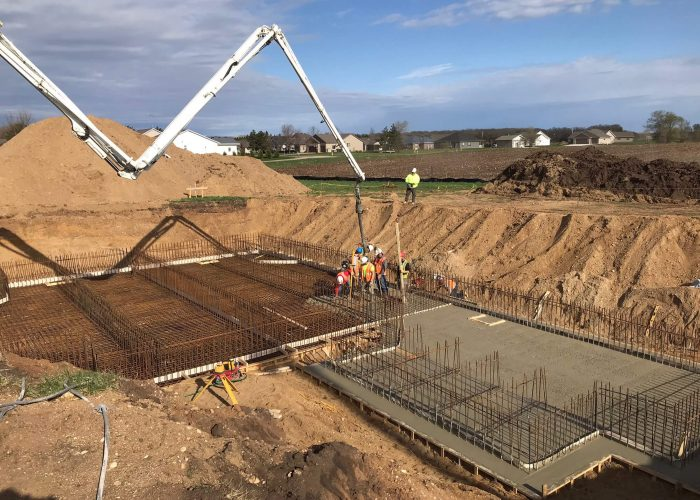 Coldspring Water Plant Tank Pour